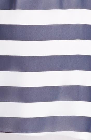 Alternate Image 3  - Soprano Print High/Low Dress (Juniors)
