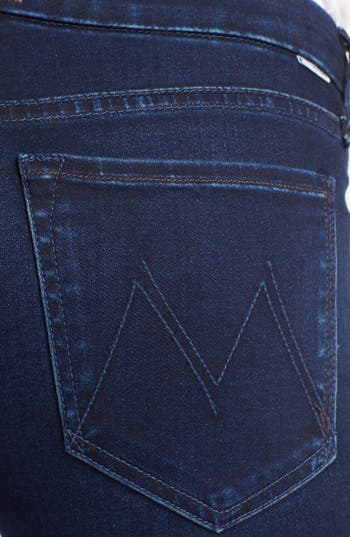 Alternate Image 3  - MOTHER 'The Looker' Skinny Stretch Jeans (Body Electric)