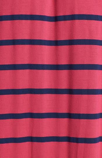 Alternate Image 3  - Everleigh Zip Front Stripe Maxi Dress (Petite)