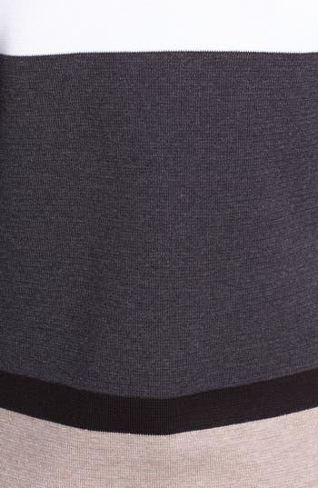 Alternate Image 3  - Eliza J Stripe Sweater Dress