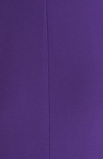 Alternate Image 3  - Ellen Tracy Draped Crepe Dress