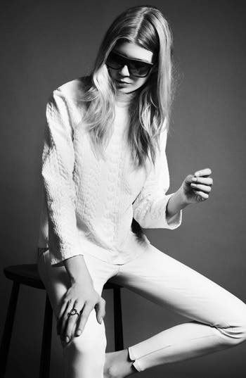 Alternate Image 4  - Topshop 'The Collection Starring Kate Bosworth' Knit Sweater