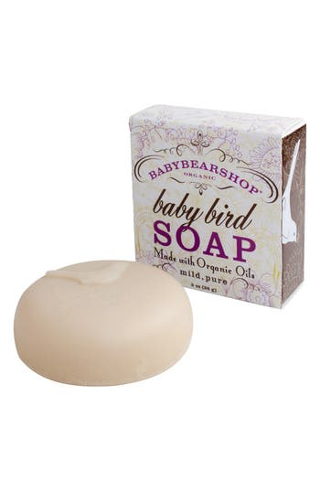 Alternate Image 2  - BABYBEARSHOP 'Baby Bird' Soap