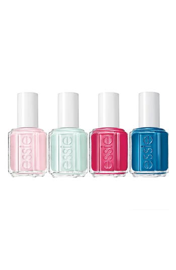 Alternate Image 2  - essie® 'Spring 2014' Mini Four-Pack