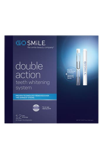 Alternate Image 2  - GO SMiLE® Double Action Whitening System (24 Ampoules)