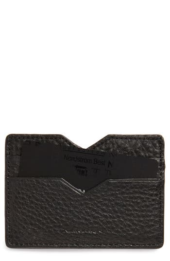Wes Leather Card Case by Mackage