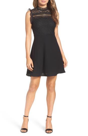 19 Cooper Lace A-Line Dress