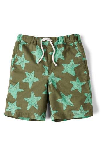 Mini Boden Linen Blend Shorts Toddler Boys Amp Little Boys