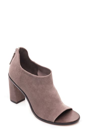 Bernardo Heather Peep Toe ..