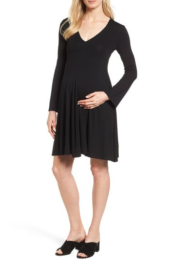 Isabella Oliver Paola Maternity Trapeze Dress