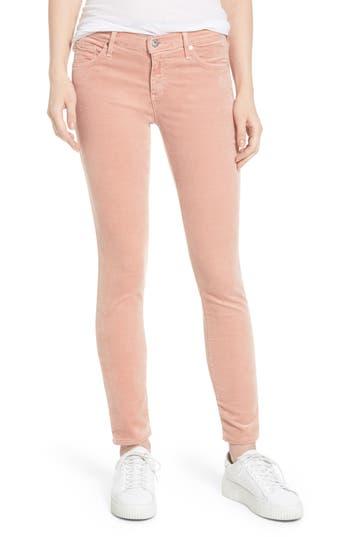 AG Super Skinny Velvet Leg..