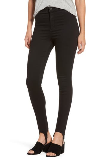 Topshop High Rise Skinny S..