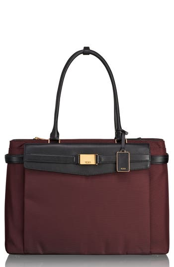 Tumi Larkin - Hayward Triple Compartment Nylon Laptop Tote