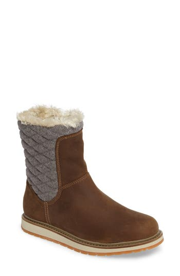 Helly Hansen Seraphina Waterproof Boot with Faux Fur Trim (Women)