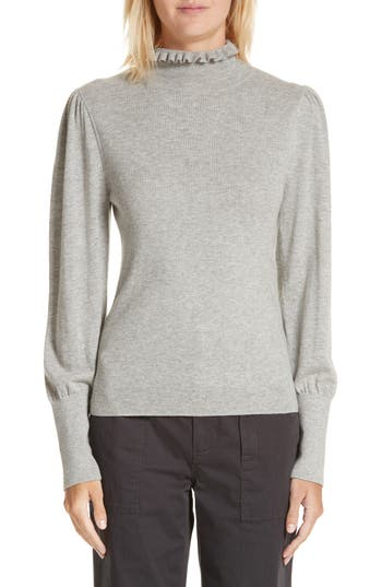 La Vie Rebecca Taylor Cozy Turtleneck Sweater