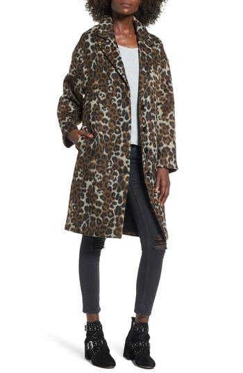 Vigoss Oversize Leopard Pr..