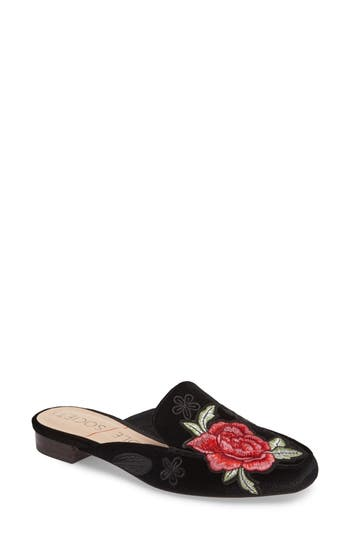 Sole Society Bedford Genuine Calf Hair Loafer Flat (Women)