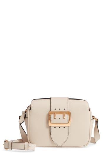 Burberry Small Buckle Leather ..