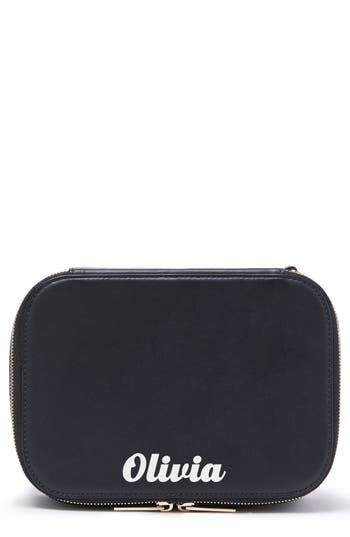 Pop & Suki Bigger Personalized Makeup Case (Nordstrom Exclusive)