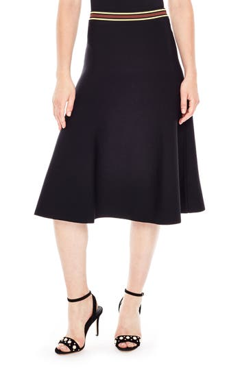 sandro Britt Midi Skirt