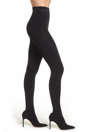 DKNY SkinSense™ Opaque Fleece Tights