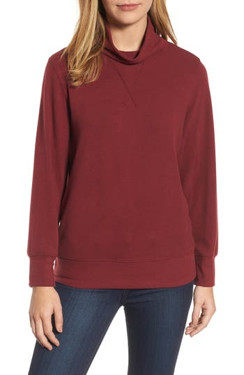 MELLODAY Turtleneck Sweatshirt
