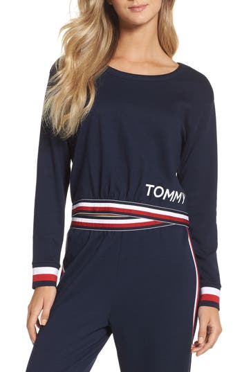 Tommy Hilfiger Crop Sweats..
