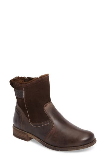 Josef Seibel Sienna 55 Water Repellent Bootie (Women)