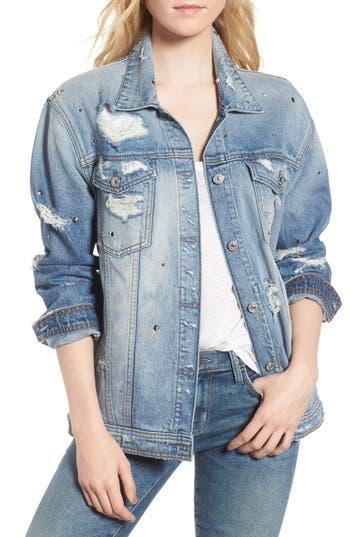 7 For All Mankind® Denim Boyfriend Jacket