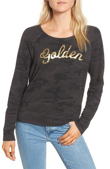 Sundry Active Golden Sweatshirt