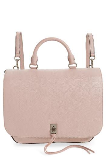 Rebecca Minkoff Darren Convertible Leather Backpack