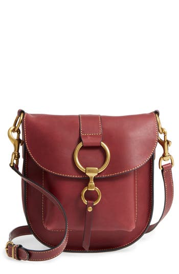 Frye Ilana Leather Saddle ..