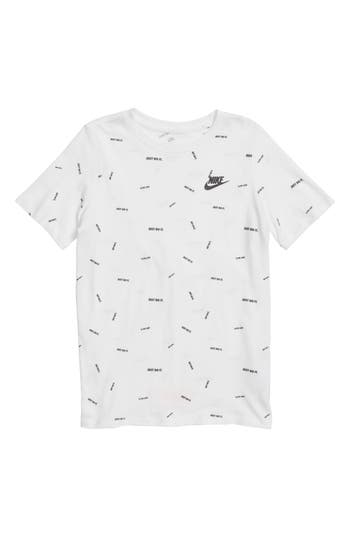 Just Do It Confetti Graphic T Shirt by Nike