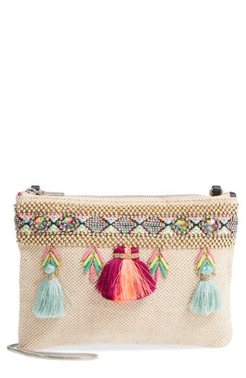 Beaded Clutch by Steve Madden