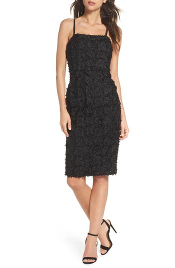 Floral Mirage Embroidered Lace Dress by Cooper St