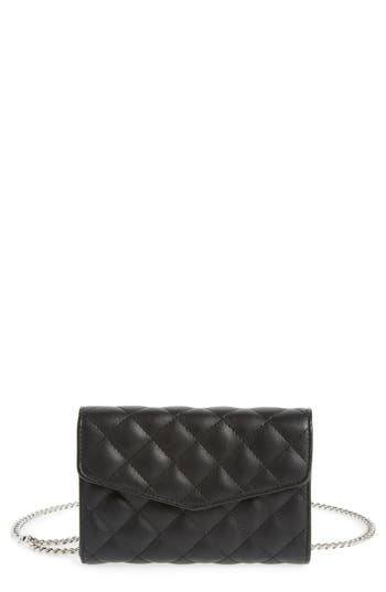 Quilted Bag With Crossbody Strap by Street Level