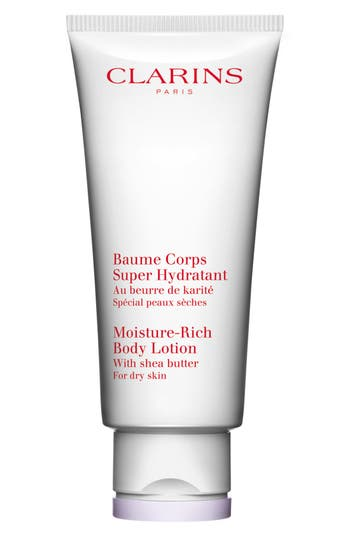 Alternate Image 1 Selected - Clarins 'Moisture-Rich' Body Lotion
