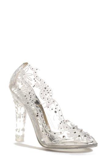 Dolce&Gabbana 'Glass Slipper' Pump (Women)