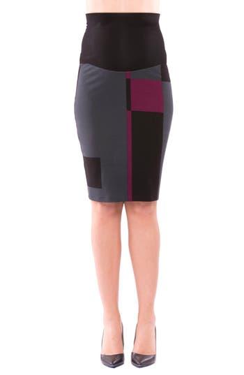 Olian 'Madison' Maternity Skirt