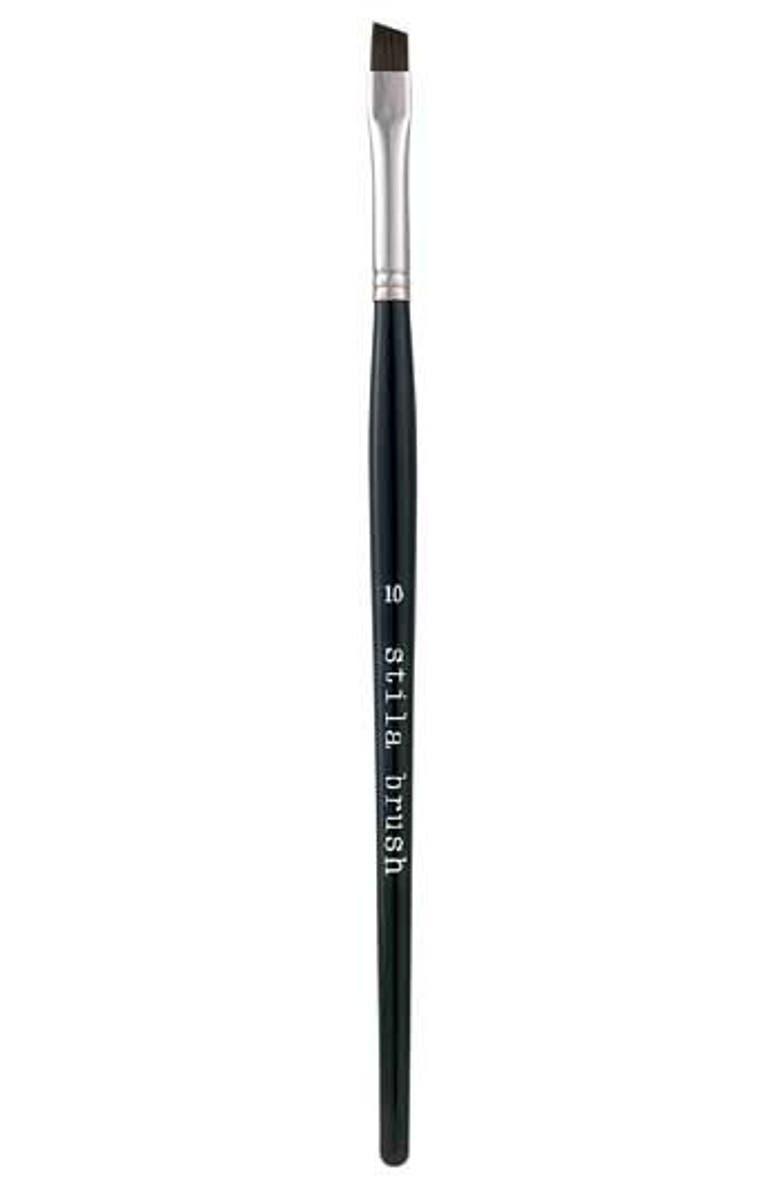 Stila 10 Eyebrow Brush Long Handle Nordstrom