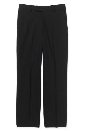 Alternate Image 1 Selected - Joseph Abboud Flat Front Dress Pants (Little Boys & Big Boys)