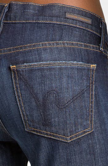 Alternate Image 3  - Citizens of Humanity 'Elson' Straight Leg Jeans (Pacific Blue)
