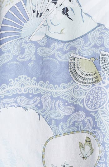 Alternate Image 3  - Citron Layered Silk Tunic