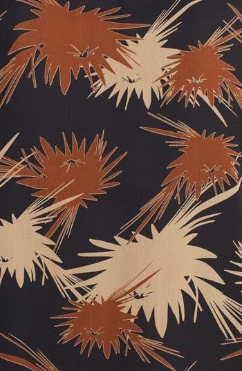 Alternate Image 3  - Rachel Zoe 'Waverly' Print Crepe Trapeze Dress