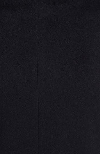 Alternate Image 3  - Cinzia Rocca Clip Front Wool Walking Coat (Petite)