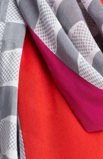Alternate Image 2  - kate spade new york 'bow print' scarf