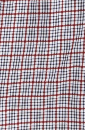 Alternate Image 2  - Thomas Dean Plaid Dress Shirt (Big Boys)