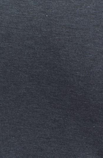 Alternate Image 3  - Lily White Heathered Side Slit Maxi Skirt (Juniors)