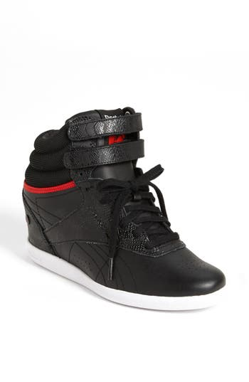 Reebok Freestyle Hi Wedge A Keys Sneaker Women