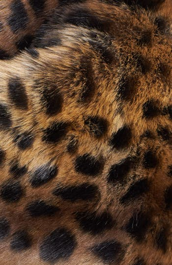 Alternate Image 2  - Parkhurst Faux Fur Twist Infinity Scarf